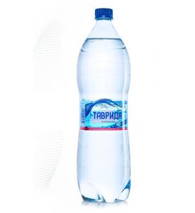 Артезианская вода  ТАВРИДА  газированная  (1,5л)